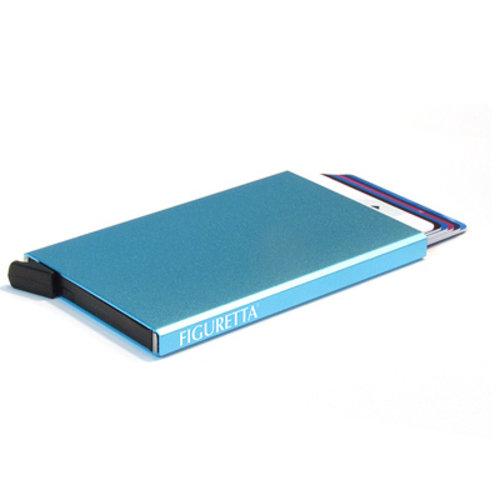 Figuretta Figuretta Hardcase Creditcardhouder met RFID bescherming