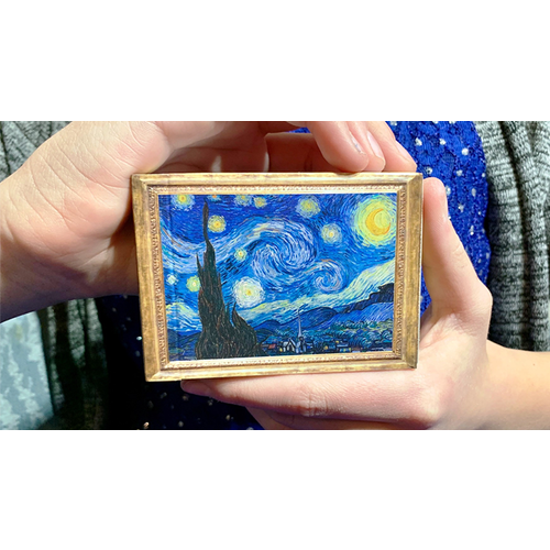 Bicycle USPC Vincent van Gogh - The Starry Night Playing Cards | Limited Edition