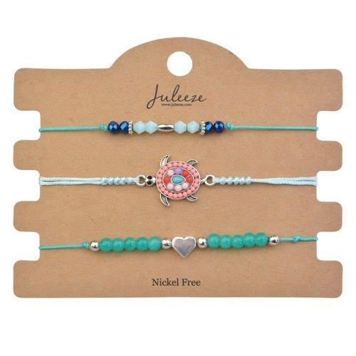 Juleeze 3 Armbanden