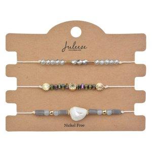 Juleeze 3 Bracelets