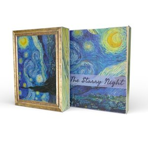 Bicycle Vincent van Gogh - The Starry Night Playing Cards