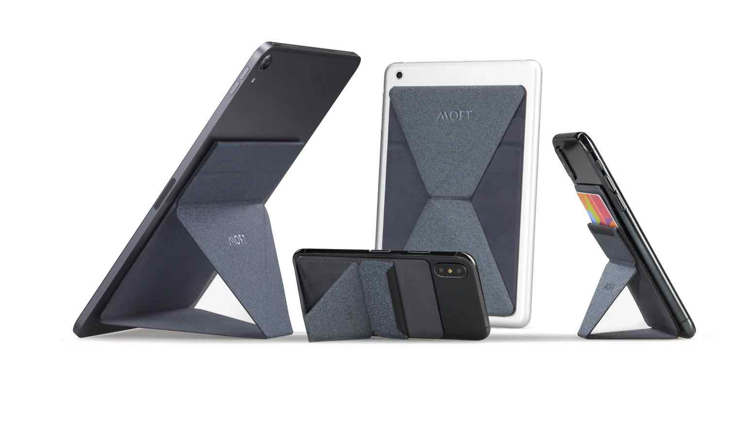 Compare the MOFT Phone Stand and tablet stand