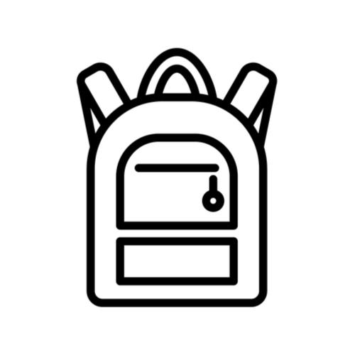 Weekend bags, Travel bags, Backpacks