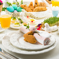 Make a delicious Easter brunch in no time!