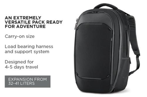 Nomatic Navigator Travel Backpack 32L