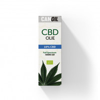 CBD Olie  - 10ML Full Spectrum CBD -10% (1000MG)