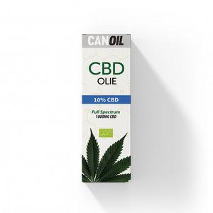CANOIL CBD-Öl  - 10 ml Vollspektrum-CBD - 10% (1000 mg)