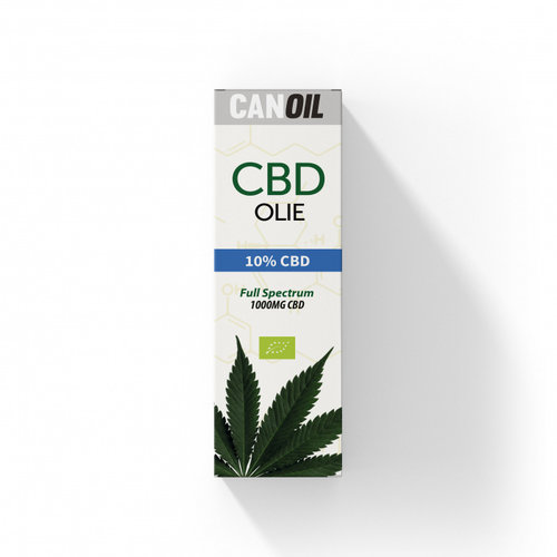 CANOIL CBD Olie 10% (1000MG) - 10ML Full Spectrum CBD