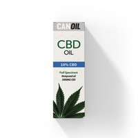 CBD Olie 10% (1000MG) - 30ML Full Spectrum CBD