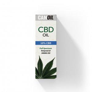 CANOIL CBD-Öl 10% (1000 mg) - 30 ml Vollspektrum-CBD
