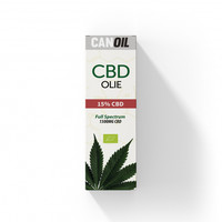 CBD Olie 15% (1500MG) - 10ML Full Spectrum CBD