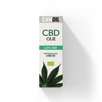 CBD Olie 2.5% (250MG) - 10ML Full Spectrum CBD