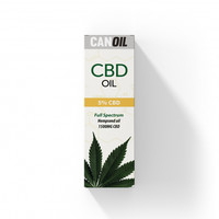 CBD Olie 5% (1500MG) - 30ML Full Spectrum CBD