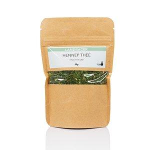 Landracer Hemp tea infused with CBD