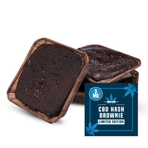Cannabis Bakehouse CBD Brownie - 4 pcs
