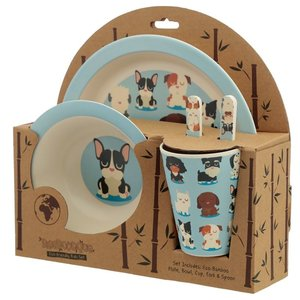 Bambootique Bamboo children's tableware