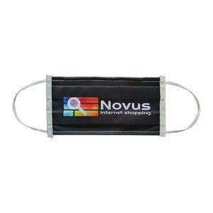 Novus Fumus Mund und nasenschutz aus Polyester