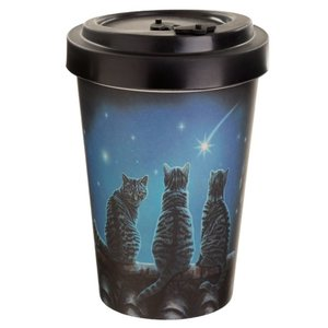 Bambootique Lisa Parker Bamboo Travel Mug
