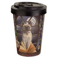 Lisa Parker Bamboo Travel Mug