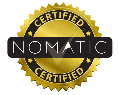 Nomatic partner