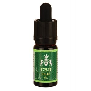 Hempire Full Spectrum CBD Olie - 10ml
