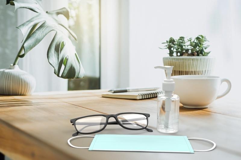 Tips beslagen brillen glazen bij dragen van mondkapje