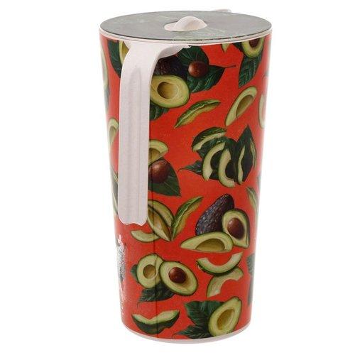 Bambootique Bamboe Composiet Herbruikbare 1.7L Waterkan