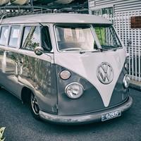 De geschiedenis van de Volkswagen Transporter