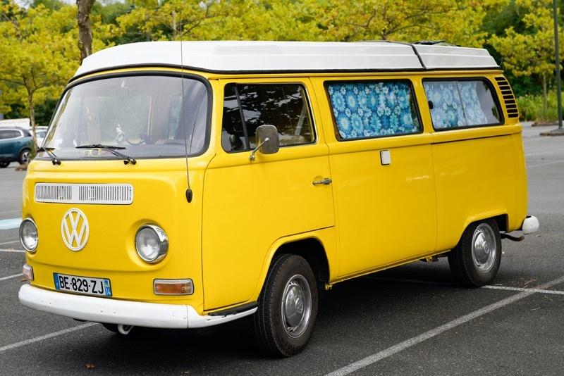 Volkswagen Transporter Westfalia