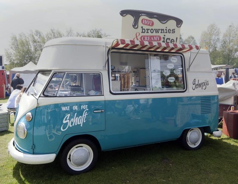 VW T1 Bedrijfsbus