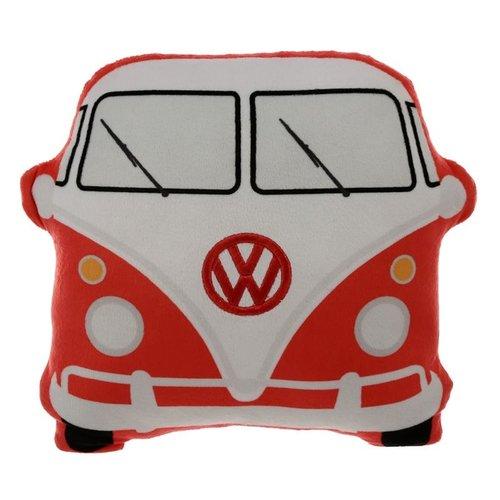 Volkswagen Pluche Volkswagen Kampeerbus VW T1 Sierkussen