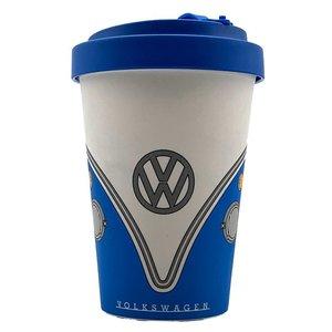 Volkswagen VW T1 Drinkbeker met schroefdeksel