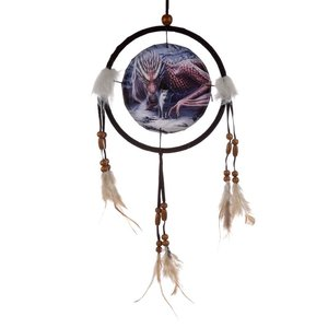 Lisa Parker Dreamcatcher Alliance Dragon & Wolf