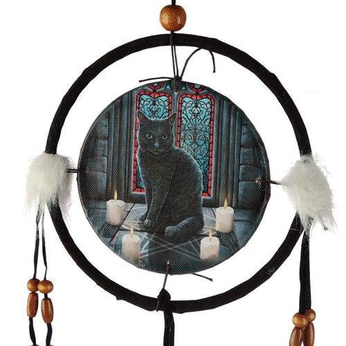 Lisa Parker Lisa Parker Dromenvanger Heilige Cirkel Kat - 16cm doorsnee