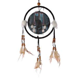 Lisa Parker Dreamcatcher Sacred Circle Cat