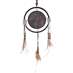 Lisa Parker Dreamcatcher Wise Cat