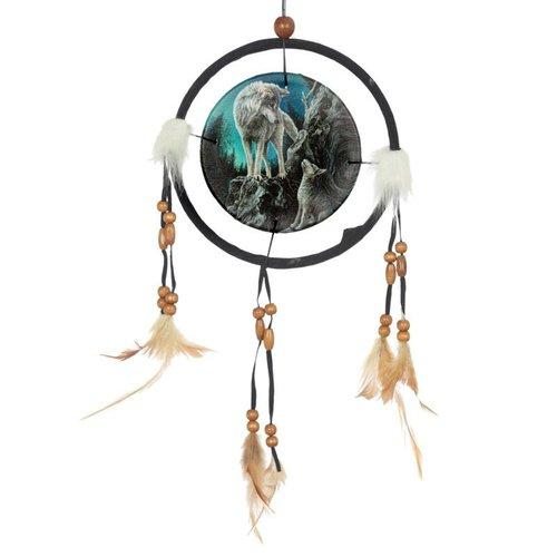 Lisa Parker Dreamcatcher Spirit Wolf