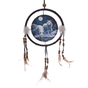 Lisa Parker Dreamcatcher Winter Wolf