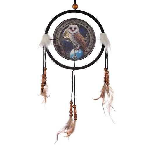 Lisa Parker Dreamcatcher Barn Owl