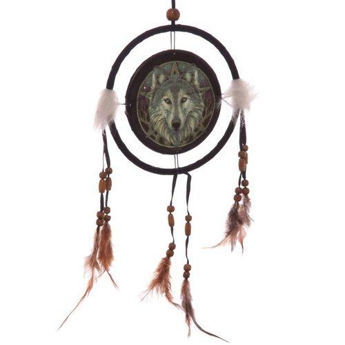 Lisa Parker Dreamcatcher Wolf