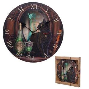 Lisa Parker Wall clock
