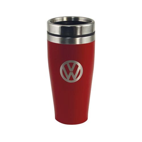 Volkswagen VW geïsoleerde roestvrijstalen beker