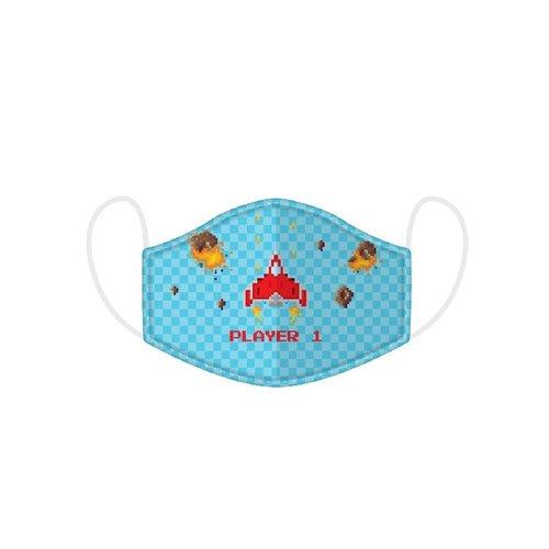 Novus Fumus Mondkapjes met print voor volwassenen