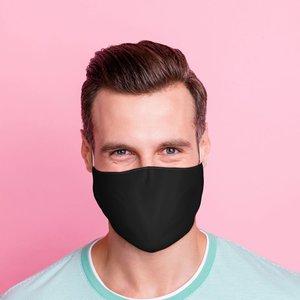 Novus Fumus Mund und Nasenschutz - neutrale Farben