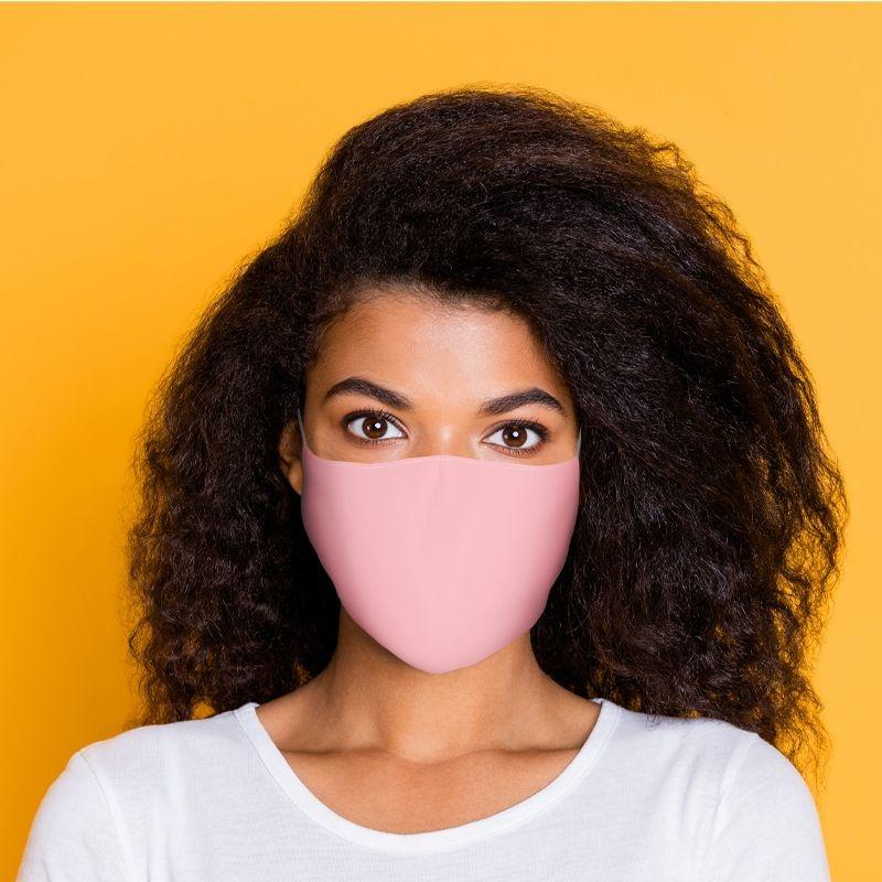 Roze mondkapje kopen
