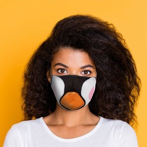 Novus Fumus Face masks - Cutiemals