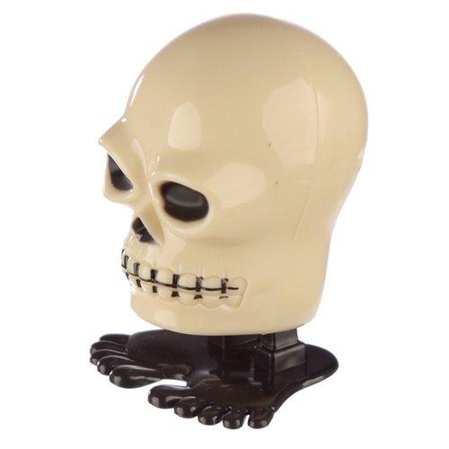 Novus Fumus Opwindbare schedel op voetjes