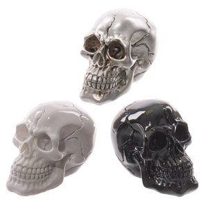 Novus Fumus Small decorative gruesome Skull