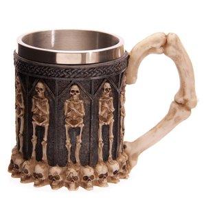 Novus Fumus Halloween Beer Mug