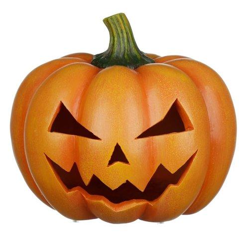 Novus Fumus Halloween wierookhouder in de vorm van een pompoen